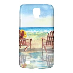 Time To Relax Samsung Galaxy S4 Active (I9295) Hardshell Case