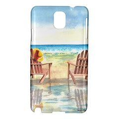 Time To Relax Samsung Galaxy Note 3 N9005 Hardshell Case