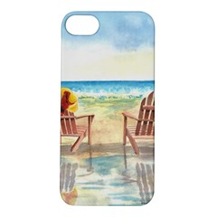 Time To Relax Apple iPhone 5S Hardshell Case