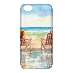 Time To Relax Apple Iphone 5c Hardshell Case