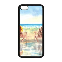 Time To Relax Apple iPhone 5C Seamless Case (Black)