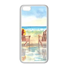 Time To Relax Apple Iphone 5c Seamless Case (white)