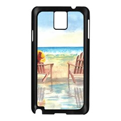 Time To Relax Samsung Galaxy Note 3 N9005 Case (Black)