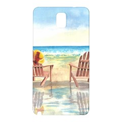 Time To Relax Samsung Galaxy Note 3 N9005 Hardshell Back Case