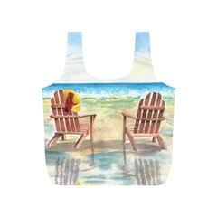 Time To Relax Reusable Bag (S)