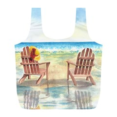 Time To Relax Reusable Bag (l)