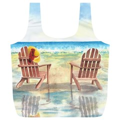 Time To Relax Reusable Bag (xl)