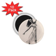 Perfect Grace 1.75  Button Magnet (10 pack)