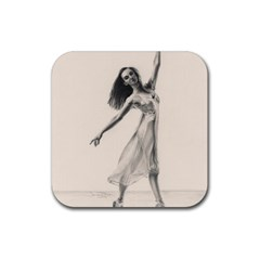 Perfect Grace Drink Coaster (square)