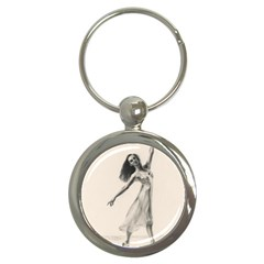 Perfect Grace Key Chain (Round)