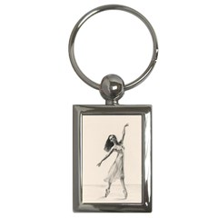 Perfect Grace Key Chain (Rectangle)