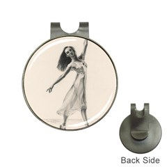 Perfect Grace Hat Clip with Golf Ball Marker