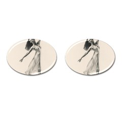 Perfect Grace Cufflinks (Oval)