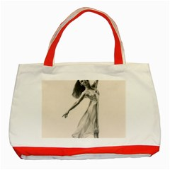 Perfect Grace Classic Tote Bag (Red)