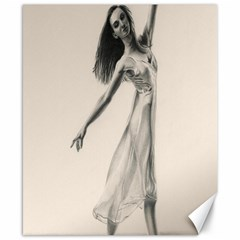 Perfect Grace Canvas 8  x 10  (Unframed)