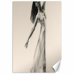 Perfect Grace Canvas 12  X 18  (unframed)