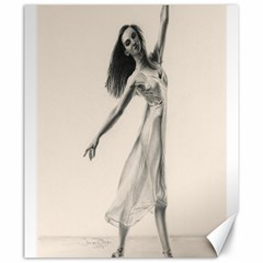 Perfect Grace Canvas 20  x 24  (Unframed)