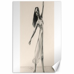 Perfect Grace Canvas 20  X 30  (unframed)