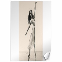 Perfect Grace Canvas 24  x 36  (Unframed)