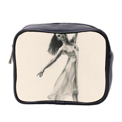 Perfect Grace Mini Travel Toiletry Bag (Two Sides)
