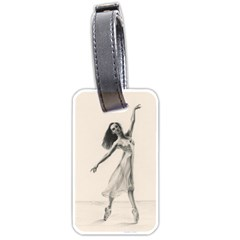 Perfect Grace Luggage Tag (one Side)