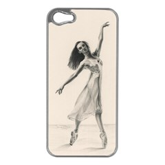 Perfect Grace Apple iPhone 5 Case (Silver)