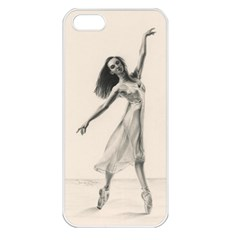 Perfect Grace Apple Iphone 5 Seamless Case (white)