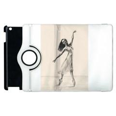 Perfect Grace Apple iPad 2 Flip 360 Case