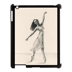 Perfect Grace Apple iPad 3/4 Case (Black)
