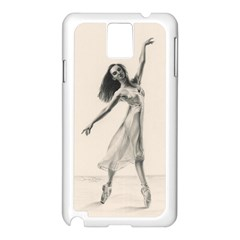 Perfect Grace Samsung Galaxy Note 3 N9005 Case (White)