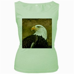 Eagle Women s Tank Top (green)