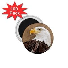 Eagle 1.75  Button Magnet (100 pack)