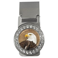 Eagle Money Clip (cz)