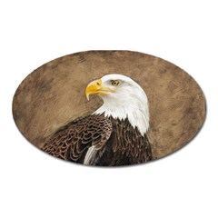 Eagle Magnet (oval)