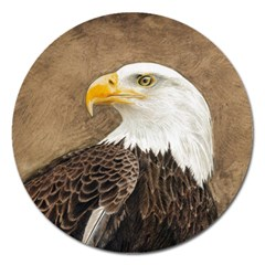 Eagle Magnet 5  (Round)