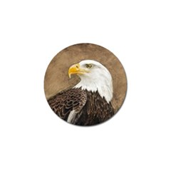 Eagle Golf Ball Marker