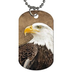 Eagle Dog Tag (two Sided)