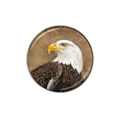 Eagle Golf Ball Marker 4 Pack (for Hat Clip)