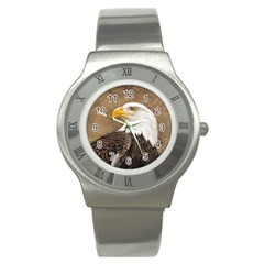 Eagle Stainless Steel Watch (slim)