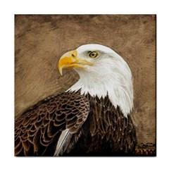 Eagle Face Towel