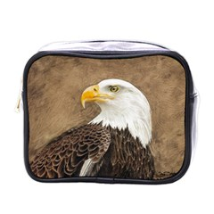 Eagle Mini Travel Toiletry Bag (one Side)
