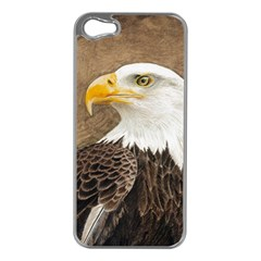 Eagle Apple Iphone 5 Case (silver)