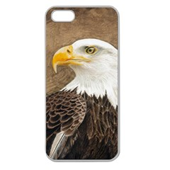 Eagle Apple Seamless Iphone 5 Case (clear)