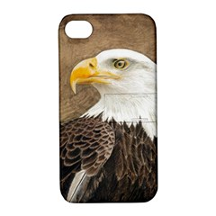 Eagle Apple Iphone 4/4s Hardshell Case With Stand