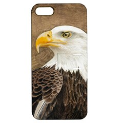 Eagle Apple iPhone 5 Hardshell Case with Stand