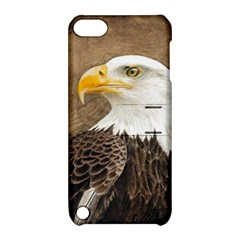 Eagle Apple Ipod Touch 5 Hardshell Case With Stand