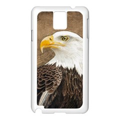 Eagle Samsung Galaxy Note 3 N9005 Case (White)