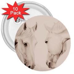 Tender Approach  3  Button (10 Pack)