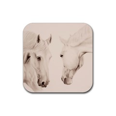 Tender Approach  Drink Coaster (Square)