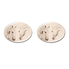 Tender Approach  Cufflinks (Oval)